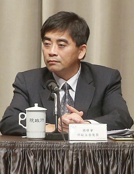 邱俊榮近日因偷拍引發社會強烈批評。