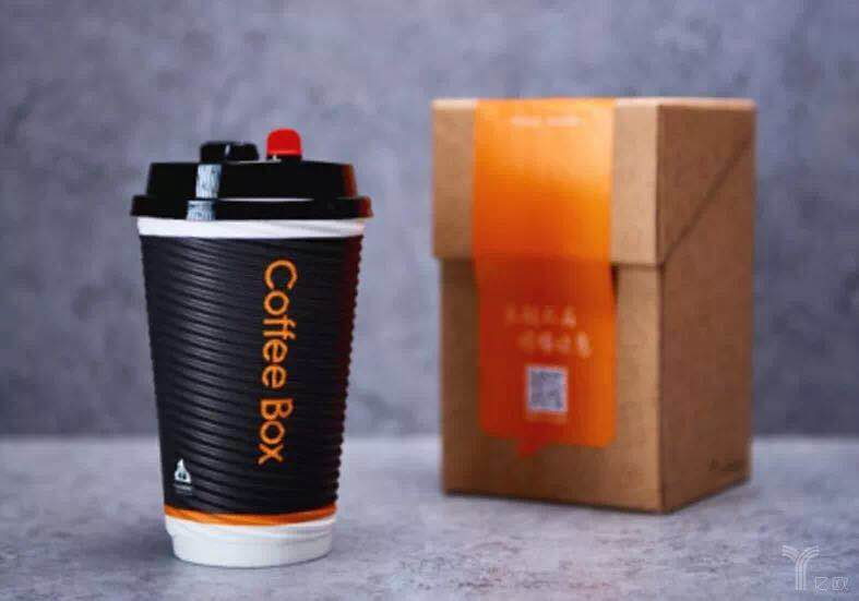 連咖啡20多人的研發團隊由來自傳統連鎖行業有資深經驗人士組成,他們提前判斷全球流行食材,研發飲品。圖為連咖啡研發的防彈咖啡。