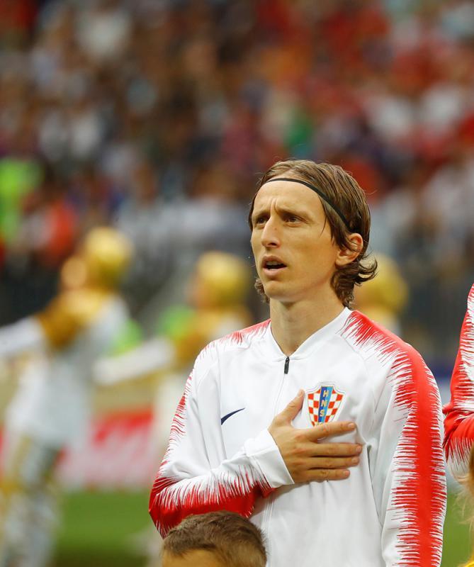 克羅地亞隊雖然未能如願捧杯,但克羅地亞球員的熾熱鬥心和精湛球技值得最高嘉獎,而莫迪歷是其中最出色的一人。路透社