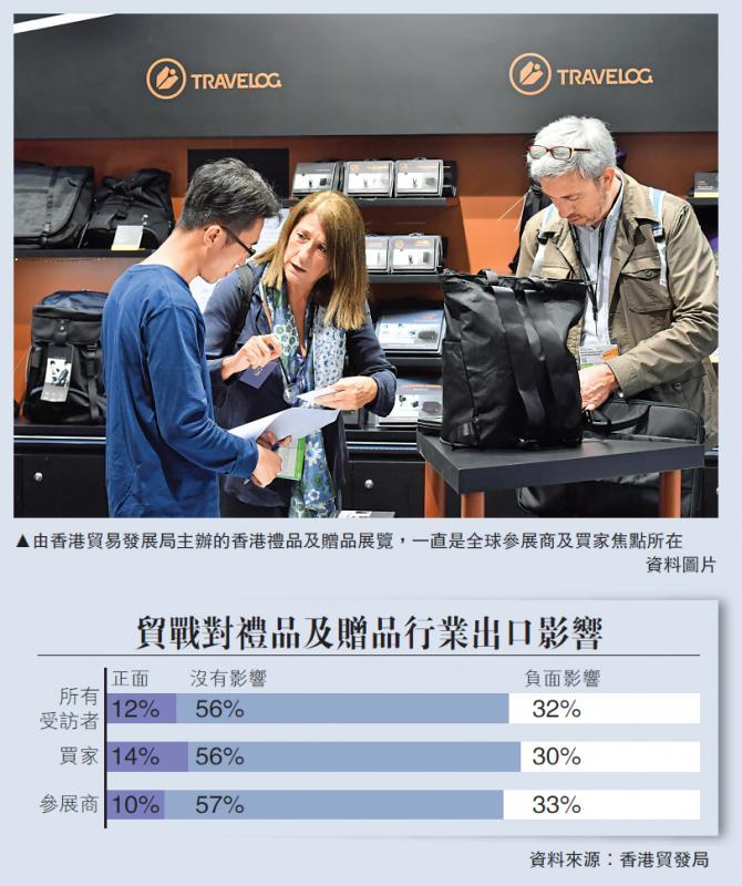 由香港貿易發展局主辦的香港禮品及贈品展覽,一直是全球參展商及買家焦點所在/資料圖片