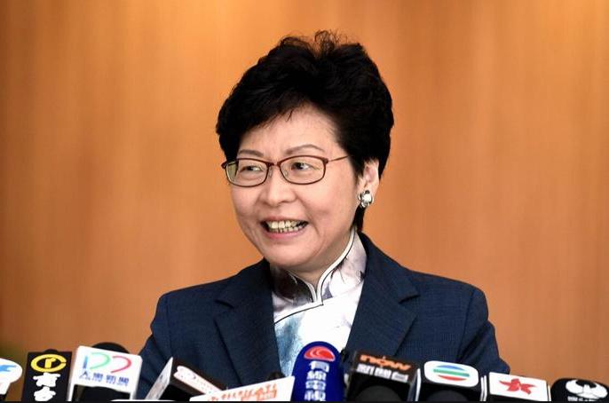 林鄭稱高鐵營運安排已接近尾聲。