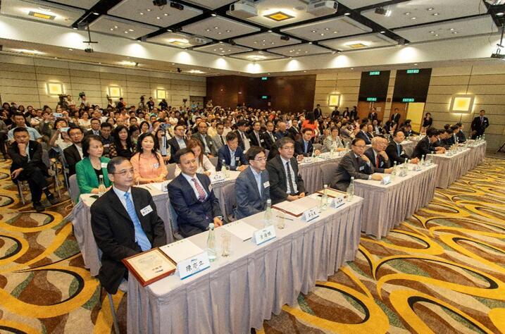 逾400人參加了本次香港大講堂活動。