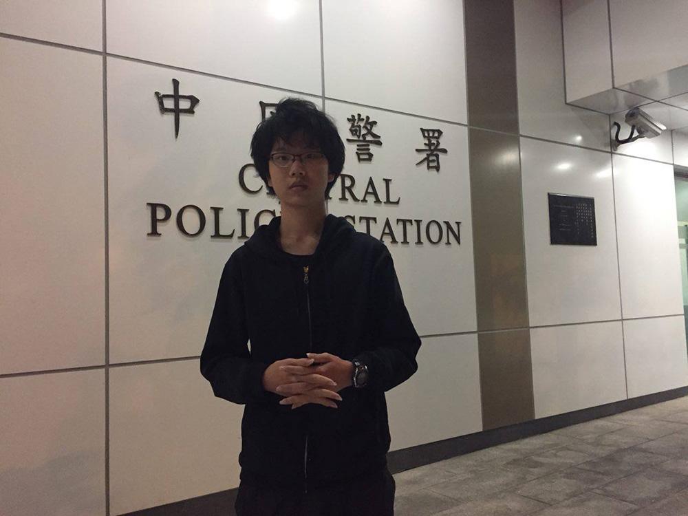 「獨生」劉康(大公報資料圖片)
