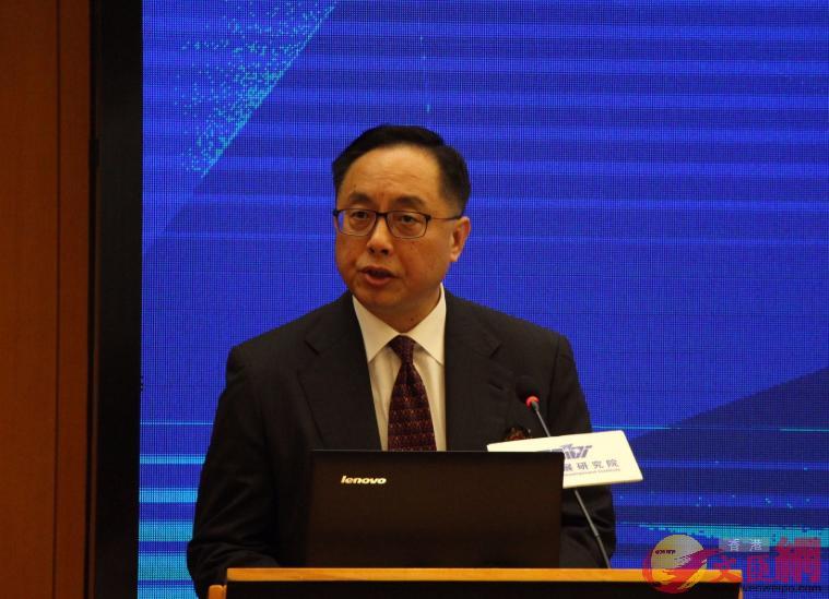 楊偉雄表示中央非常支持香港創新科技發展(大公報資料圖)