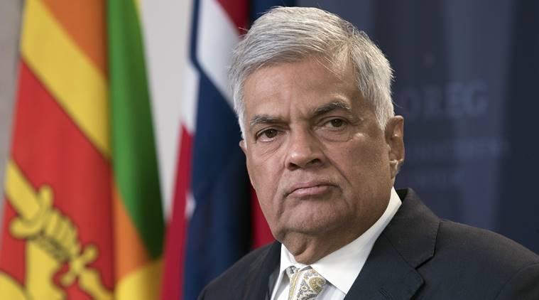 斯里蘭卡總理(美聯社)