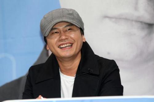 YG娛樂社長梁鉉錫YG娛樂社長梁鉉錫