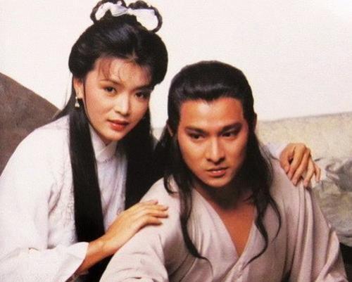 劉德華表示,金庸在拍攝《神雕俠侶》時給了他好多建議。圖為神雕俠侶劇照(資料圖片)
