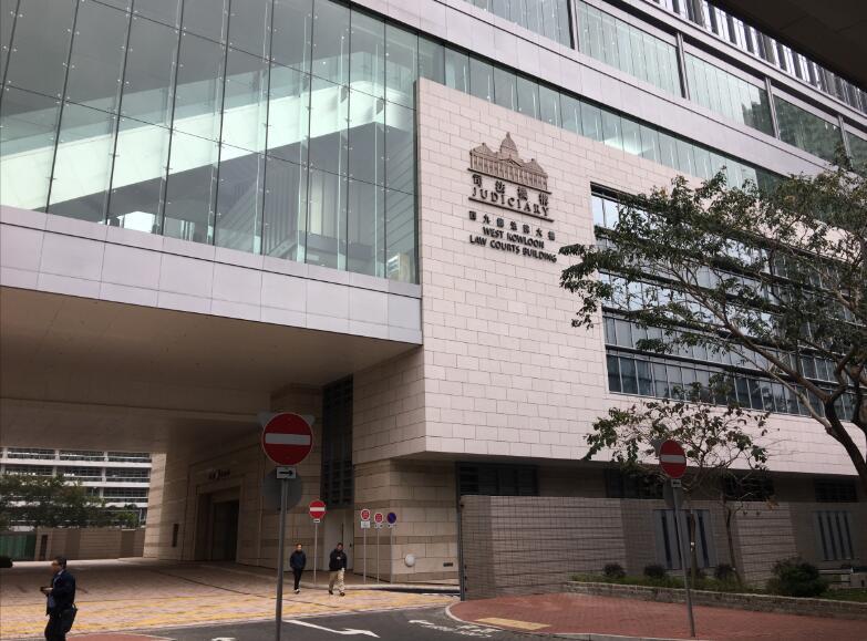 非法「佔中」9丑案26日在西九龍法院繼續審訊(大公報資料圖)