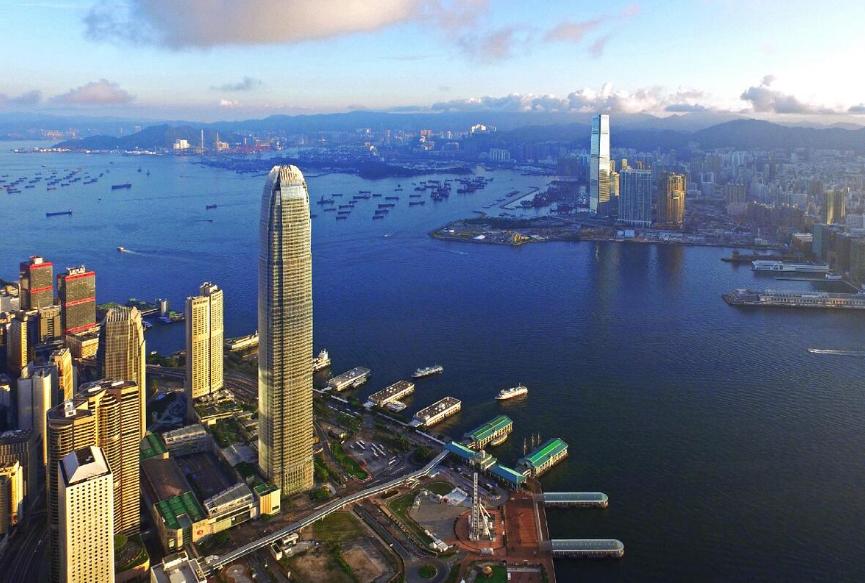 香港總商會調查預期香港明年經濟增長低於3%(文匯報資料圖片)