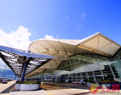 香港機場將進行大規模翻新工程(機管局圖)