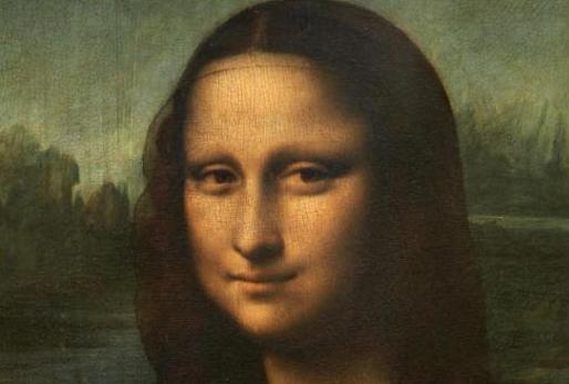 研究表明,蒙娜麗莎原來並非在對你微笑(美聯社資料圖)