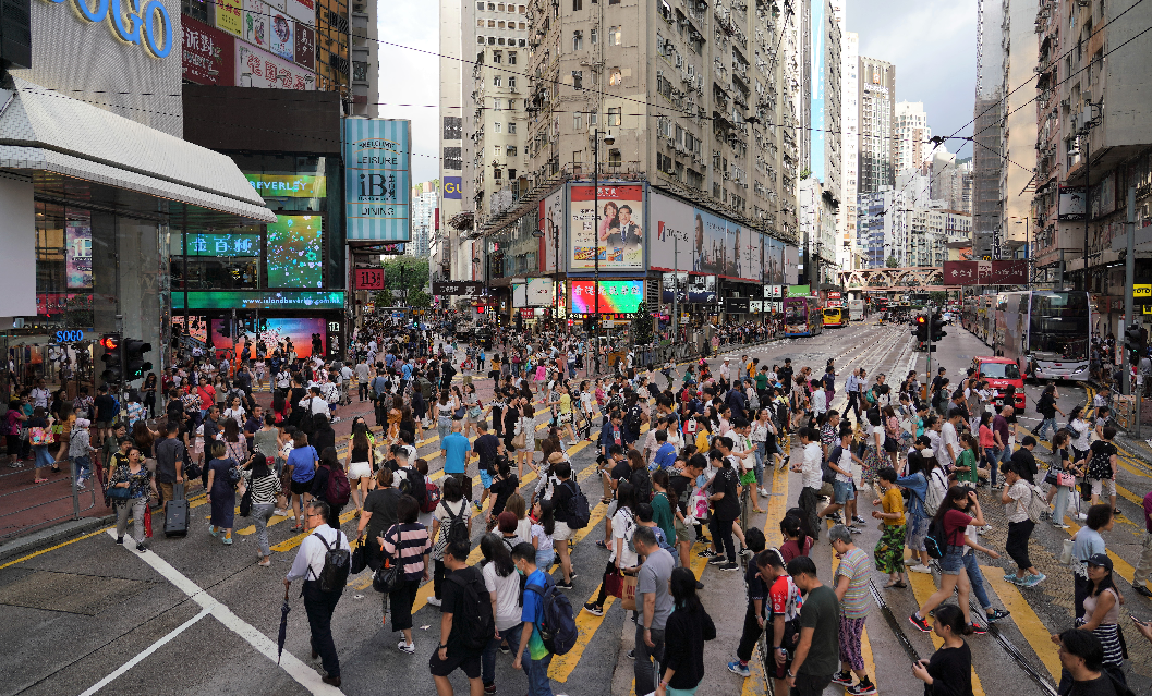 香港新法定最低工資水平建議將於本月23日提交立法會審議。圖:全媒體資料圖片