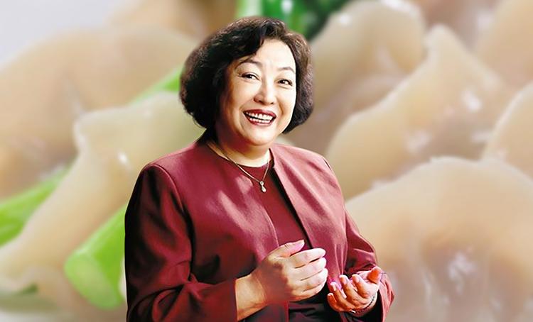 香港知名水餃品牌灣仔碼頭品牌創辦人臧建和。