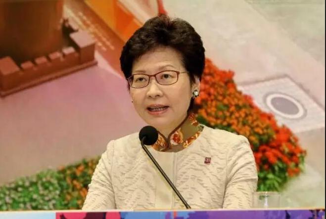 林郑:香港在大湾区发展中有独特优势