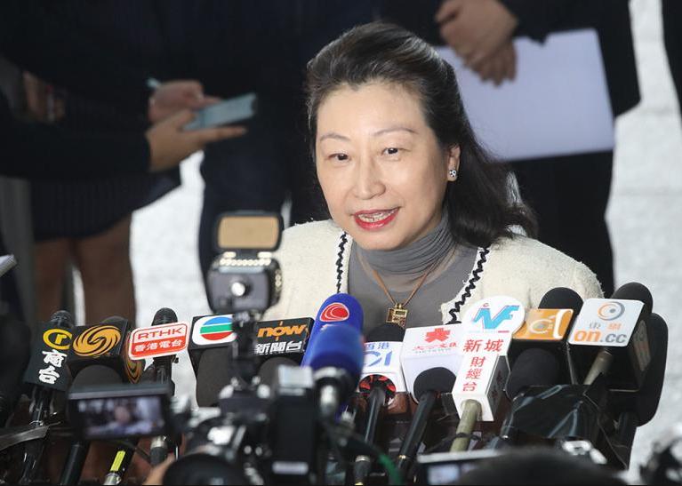 鄭若驊:冀香港能調解仲裁大灣區商業爭議