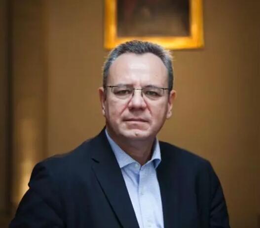 《美國陷阱》一書作者,阿爾斯通前高管弗雷德裡克·皮爾丘奇(Frederic Pierucci)