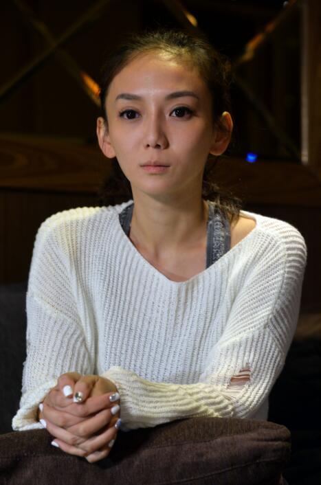 劉喬安當年容貌。台灣「中央社」
