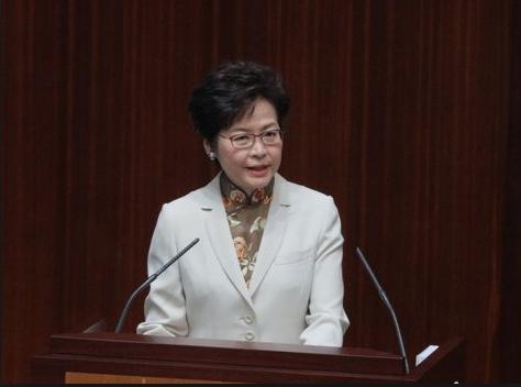 林鄭月娥:香港發展創科目前是最佳時機