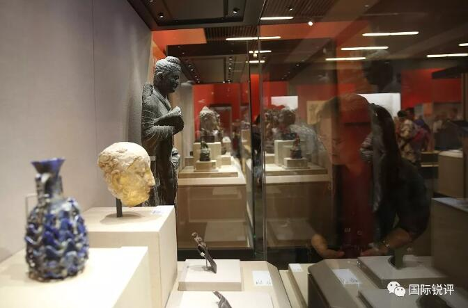 「大美亞細亞——亞洲文明展」在國博開幕
