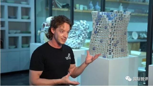 美國陶瓷藝術家瑞安﹒拉巴爾