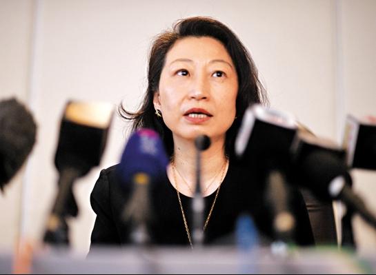 鄭若驊期望加強跨境執法司法合作打擊跨境罪行(大公報資料圖)