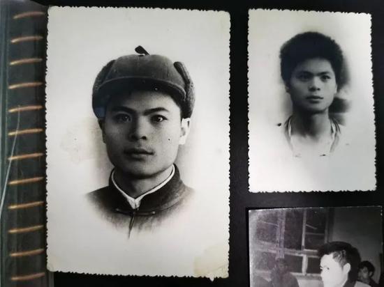 年輕時的鄧世平 龔菁琦 攝