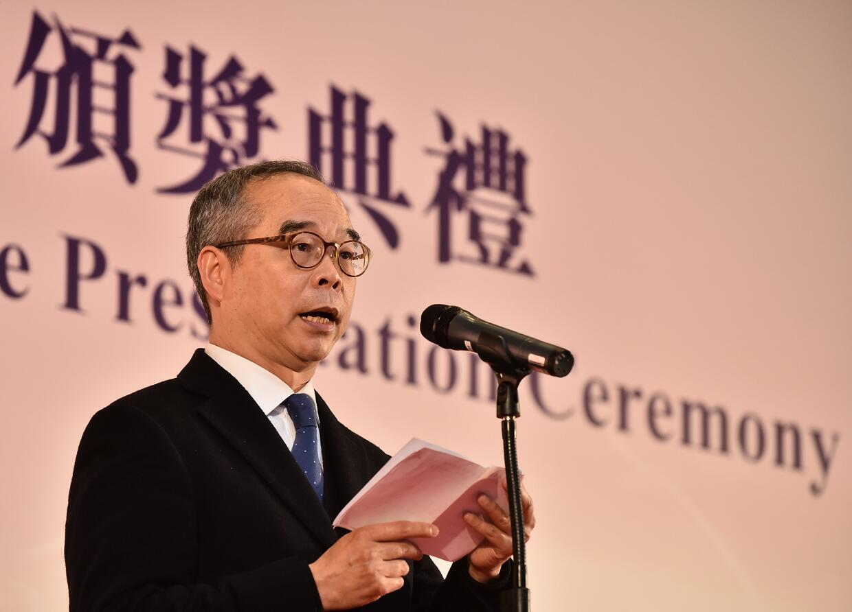 香港民政事務局局長劉江華