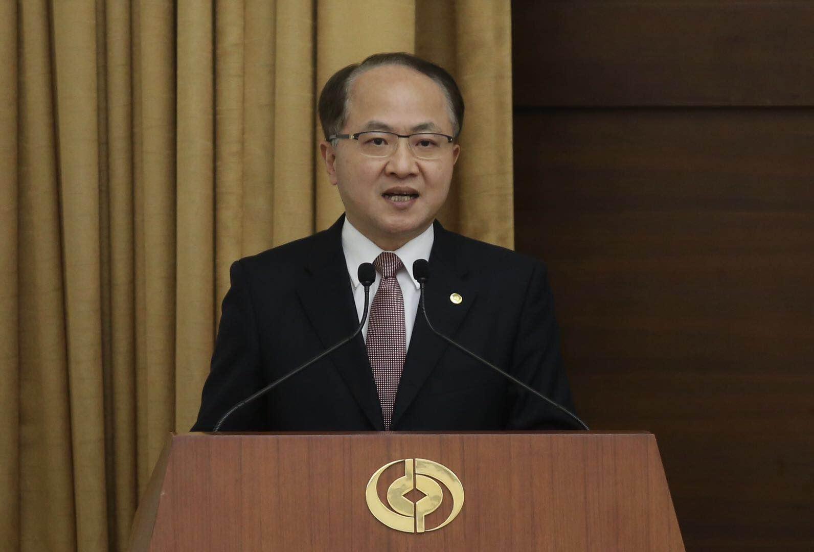 王志民:法治和安定是香港的根本福祉