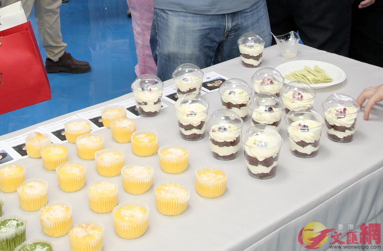 低升糖創新成果通過多項鑒定,可生產出適合消費者特別是糖尿病人的健康食品。(方俊明攝)