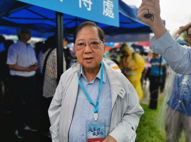梁志堅支持政府收回農地建設公屋居屋(文匯報資料圖)