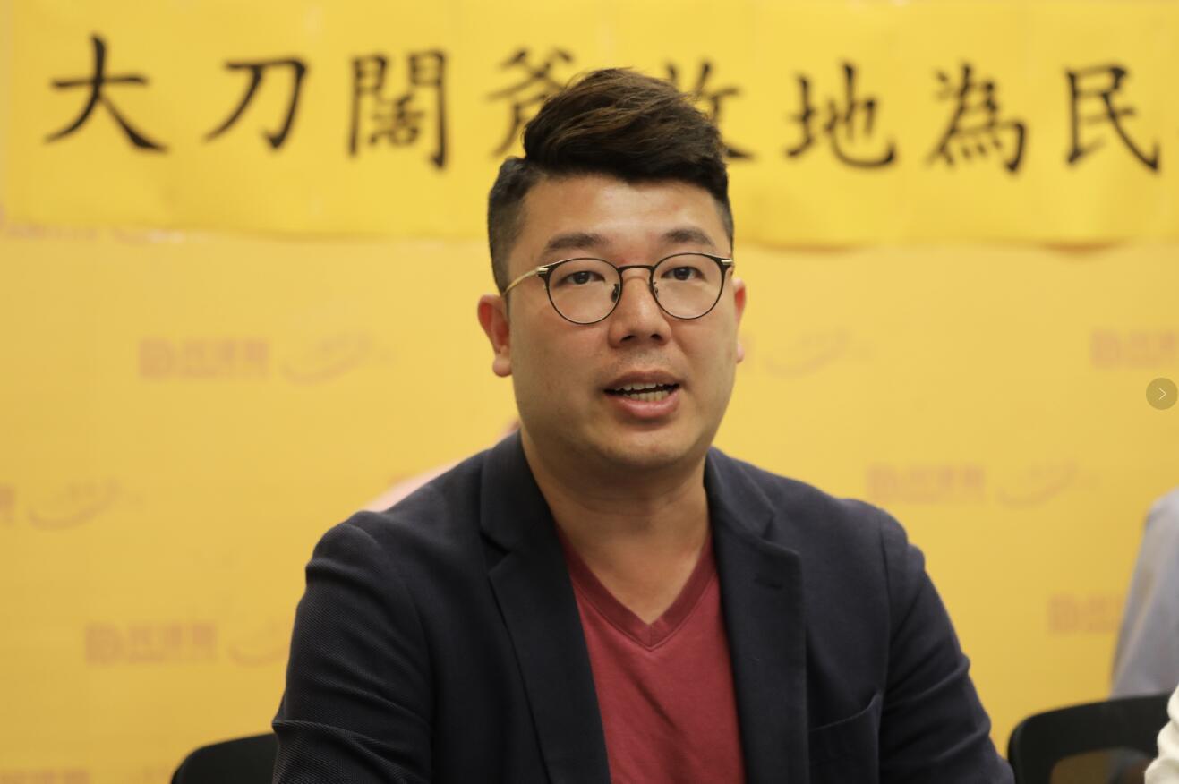 劉國勳表示政府應盡快啟動目前暫緩的「土地共享計劃」。