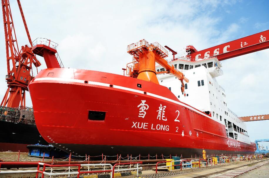 為助力2019中國海洋經濟博覽會,我國首艘自主建造的極地科學考察破冰船「雪龍2」號,將於10月13日~15日靠泊深圳蛇口郵輪母港,並於15日下午首航出征南極,與「雪龍」船共同執行中國第36次南極考察任務。
