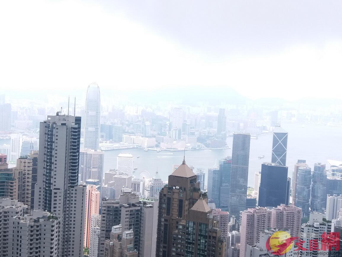 香港特區政府稱將繼續發揮優勢發掘更多商機(大文全媒體資料圖)