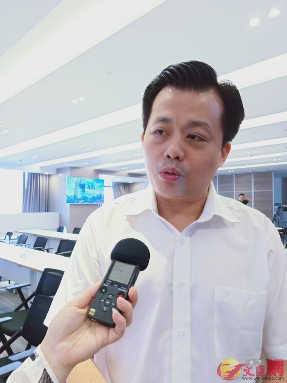 福田區科技創新局局長張忠暉透露,河套地區規劃細則基本制定完成。