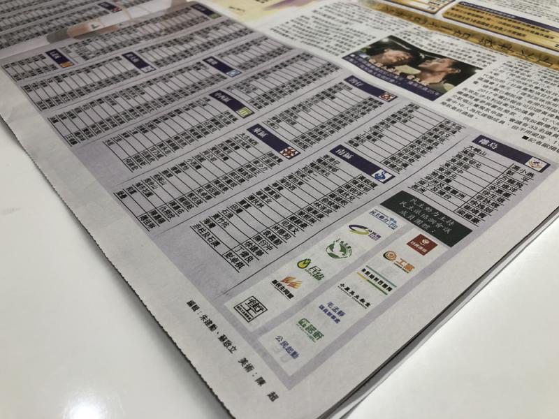 《蘋果日報》早前公然在新聞報道版面,刊出一份泛暴派區議會選舉候選人推薦名單,但未提及任何同區其他候選人的資料,涉嫌觸犯選舉法例。