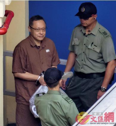 戴耀廷反中亂港罪成等候上訴(文匯報資料圖)