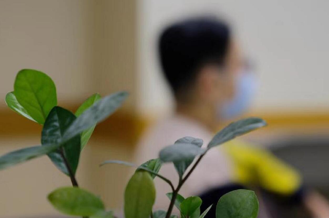 陳小姐表示穿上制服就要以病人的利益作為最大依歸。