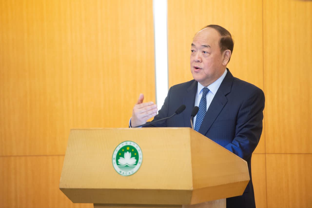澳門將禁止曾經到過外國的內地、香港及台灣居民入境(澳門新聞局)