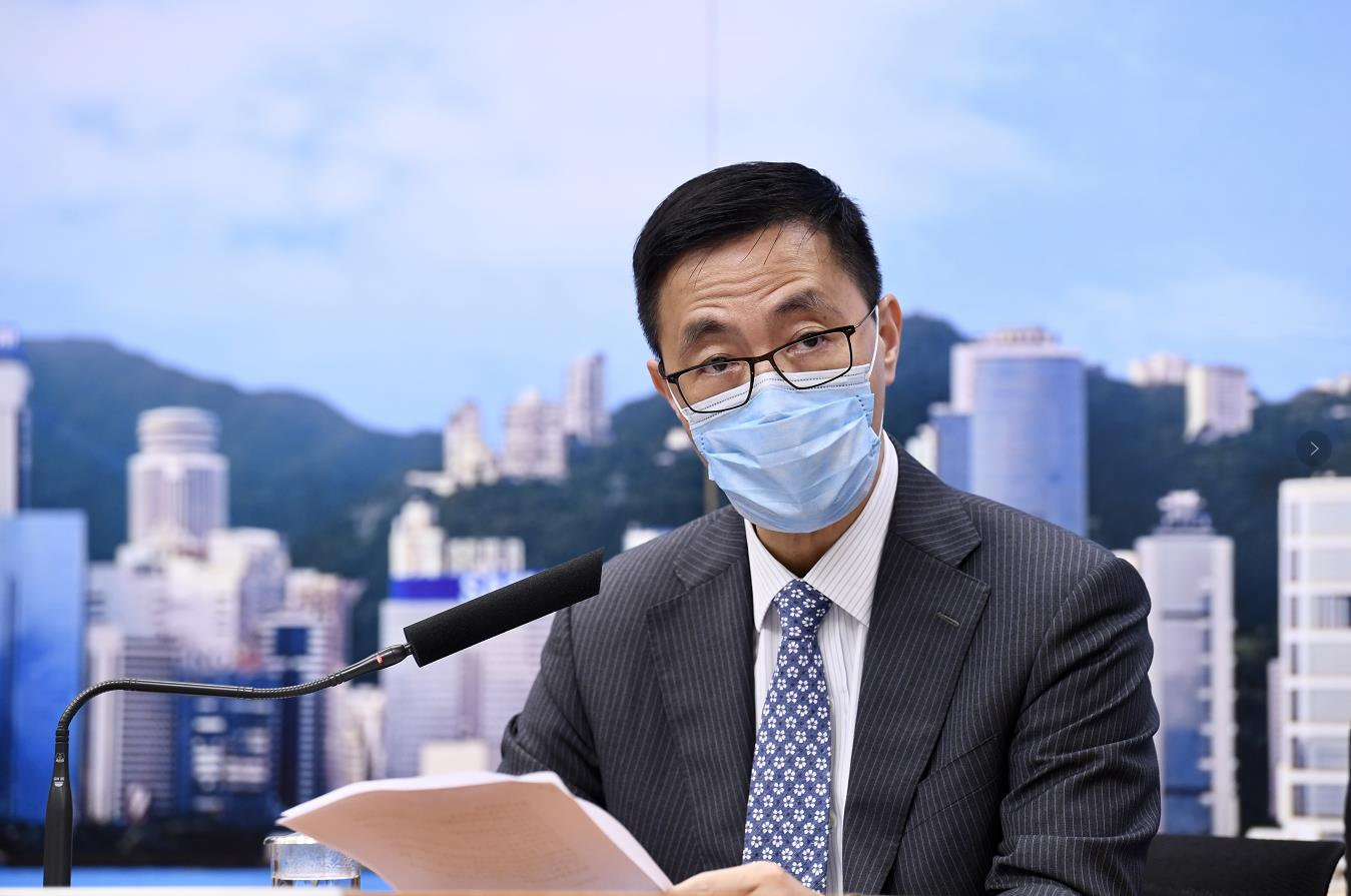 香港教育局局長楊潤雄(中新社資料圖片)