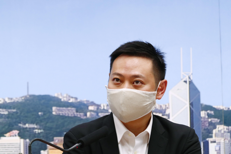 徐英偉指,過去一年連串暴力事件,為香港帶來前所未有的創傷。(大公文匯全媒體資料圖片)