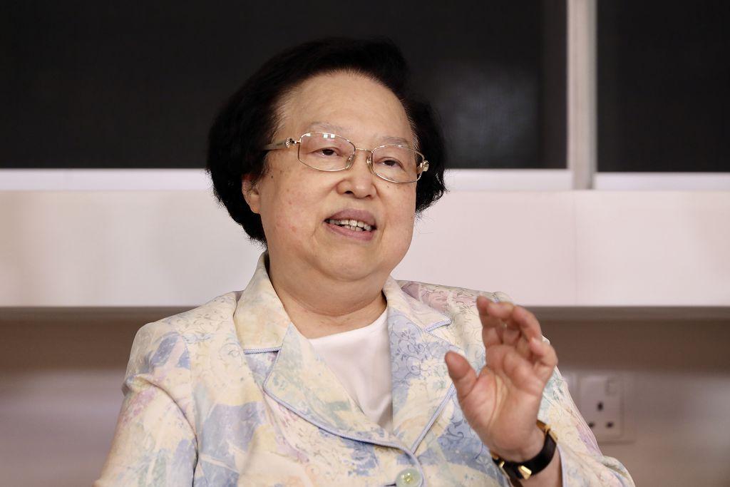 譚惠珠直指「光復」一詞明顯涉及「港獨」。資料圖片