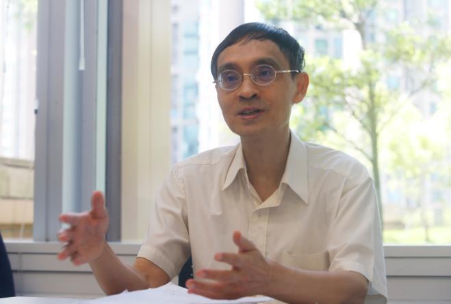 陳弘毅稱國安法條文可理解為中央提出的新社會契約 。資料圖片