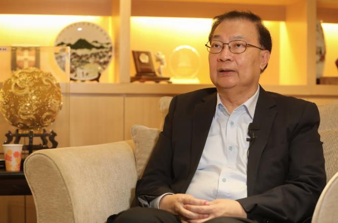 譚耀宗希望市民不要再挑戰或衝擊法例(中新社資料圖片)