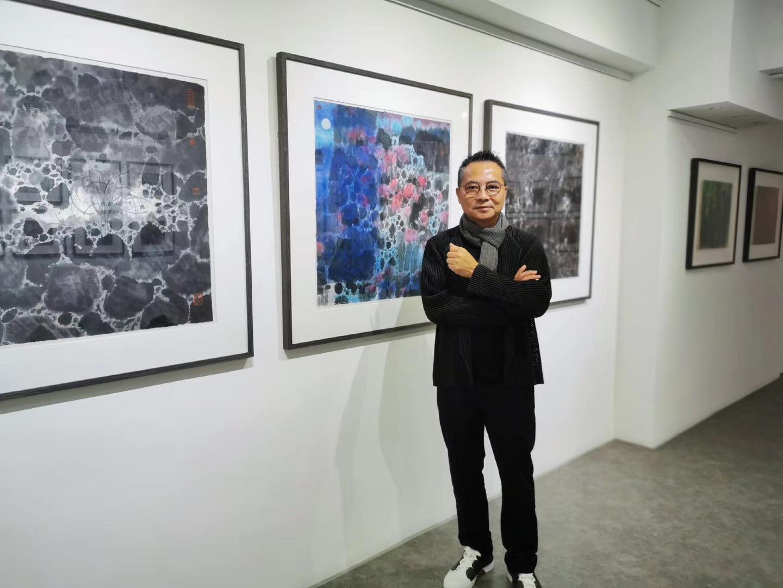 林天行個展《楚頌新聲 ∙ 菖蒲集》7月18日至9月19日在明畫廊舉辦,他表示,菖蒲避疫,是次展覽也會因此更具意義。