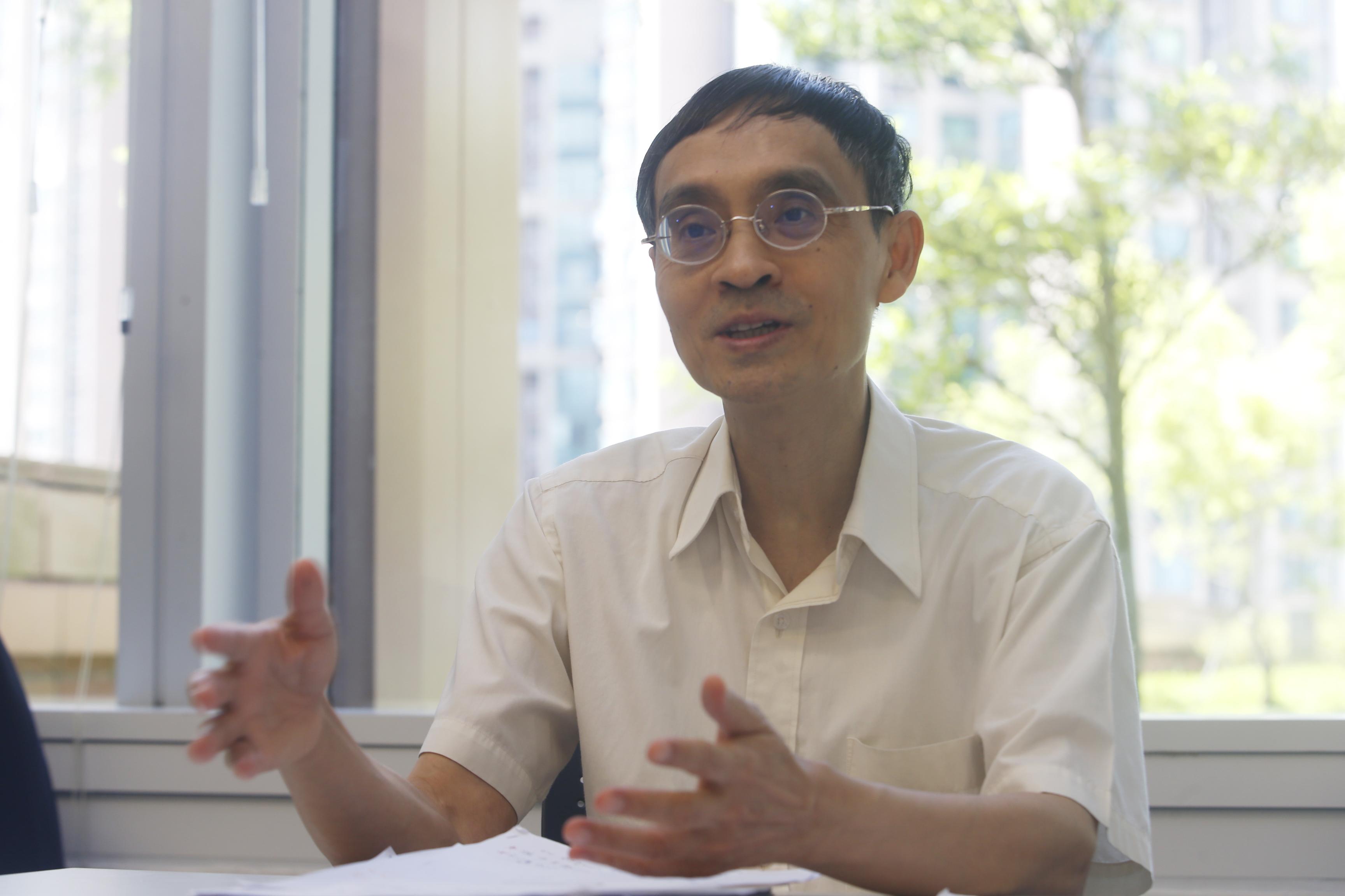 陳弘毅表示,押後選舉理由充分,也是在平衡各方面因素後的正確決定(資料圖片)