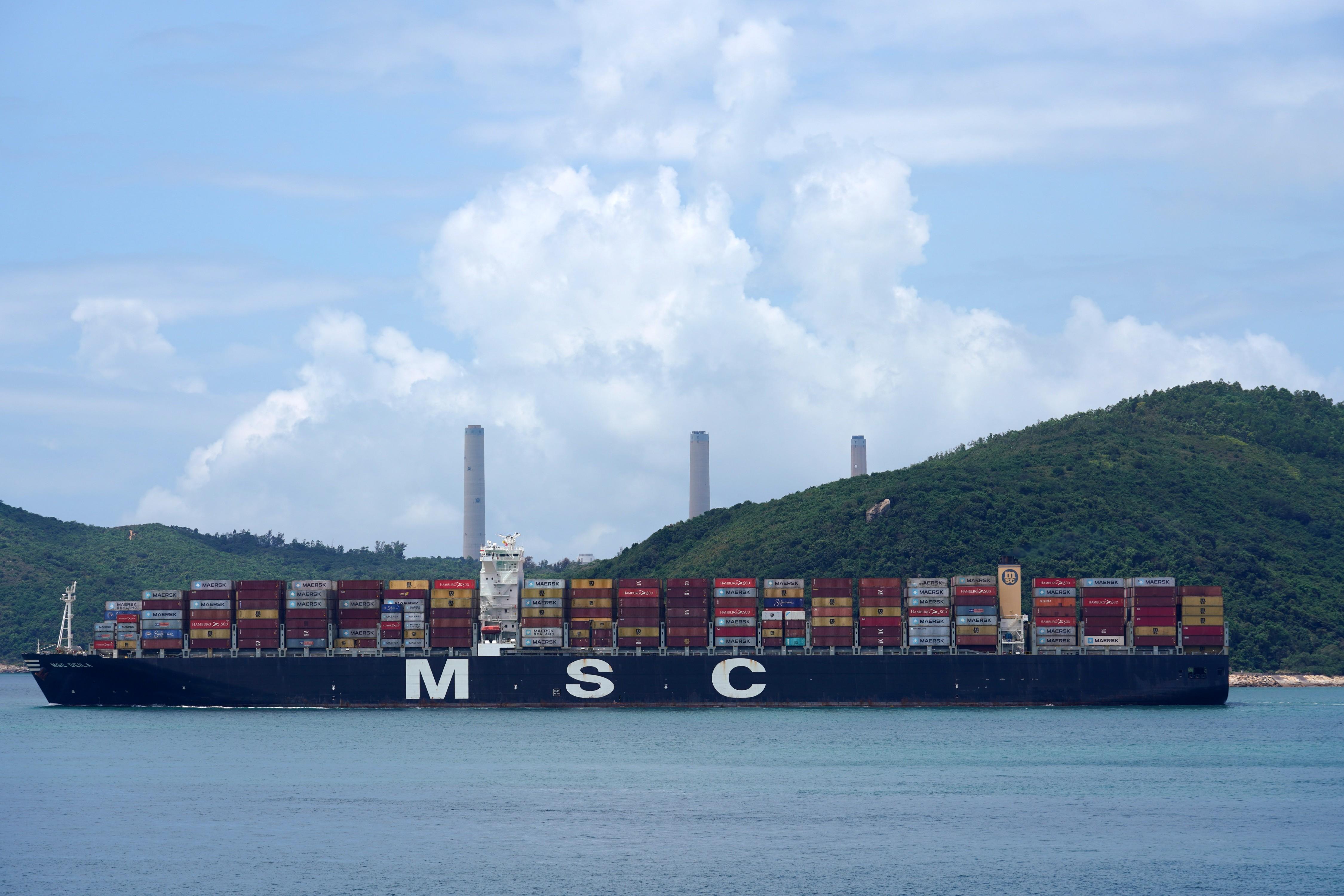 自9月25日起,香港製造的商品出口至美國時,其原產地標記需從香港改成中國。(香港中通社)