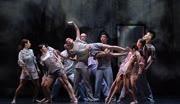 《風中二十》|日期:2017 年 7 月 27 日|地點:北京天橋藝術中心大劇院|機構:城市當代舞蹈團
